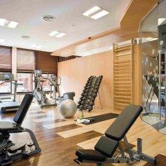 Отель Novotel Budapest City фитнесс-зал