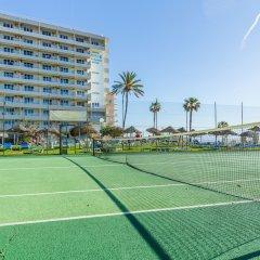 Hotel La Barracuda спортивное сооружение