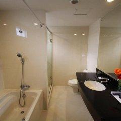 Отель Gm Suites Бангкок ванная