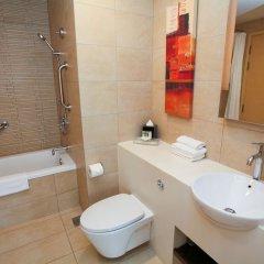 Отель Park Avenue Rochester ванная