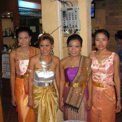 Отель Riviera Beach Pattaya гостиничный бар