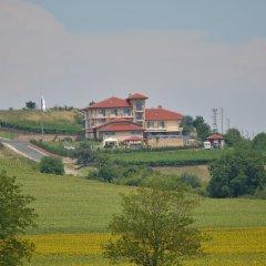 Отель Chateau-Hotel Trendafiloff Болгария, Димитровград - отзывы, цены и фото номеров - забронировать отель Chateau-Hotel Trendafiloff онлайн приотельная территория