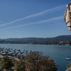 Отель Eden Au Lac Швейцария, Цюрих - отзывы, цены и фото номеров - забронировать отель Eden Au Lac онлайн приотельная территория фото 2