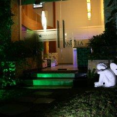 Отель Angela Boutique Serviced Residence бассейн