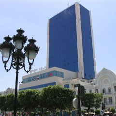 Hotel Africa in Tunis, Tunisia from 64$, photos, reviews - zenhotels.com pet-friendly
