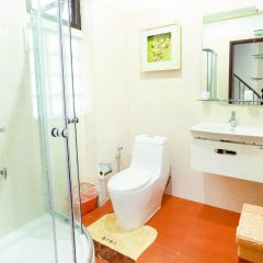 Palm Oasis Boutique Hotel ванная фото 2