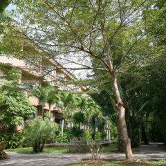 Отель Botany Beach Resort На Чом Тхиан парковка