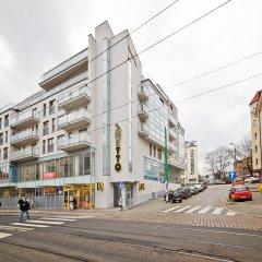 Отель E Apartamenty Centrum Польша, Познань - отзывы, цены и фото номеров - забронировать отель E Apartamenty Centrum онлайн вид на фасад