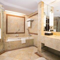 Отель Intercontinental Bangkok Бангкок ванная фото 2