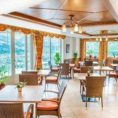 Hotel Sonnenheim Валь-ди-Вицце питание