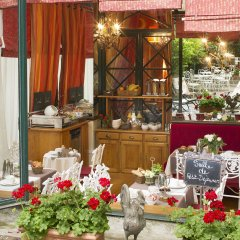 Hotel des Marronniers питание фото 3