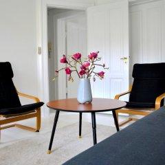 Отель Economy City Center Apartment Copenhagen Дания, Копенгаген - отзывы, цены и фото номеров - забронировать отель Economy City Center Apartment Copenhagen онлайн комната для гостей фото 3
