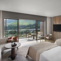 Отель Intercontinental - Ana Beppu Resort & Spa Беппу комната для гостей фото 2