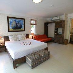 Отель Rock Villa комната для гостей фото 2