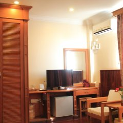 Ayarwaddy River View Hotel удобства в номере