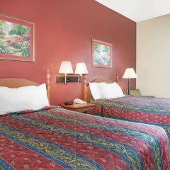 Отель Howard Johnson by Wyndham University of Alabama Tuscaloosa комната для гостей фото 5