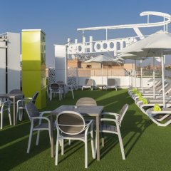 Отель Tempoo Hotel Marrakech Марокко, Марракеш - отзывы, цены и фото номеров - забронировать отель Tempoo Hotel Marrakech онлайн бассейн фото 3