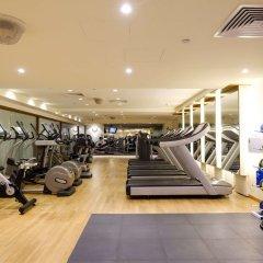 The Fullerton Hotel Singapore фитнесс-зал фото 4