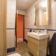 Отель Los Reyes Carpe Diem Испания, Гран-Тараял - отзывы, цены и фото номеров - забронировать отель Los Reyes Carpe Diem онлайн ванная