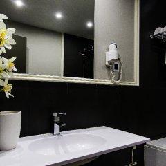 Hotel Pax Guadalajara ванная
