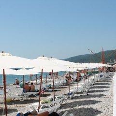 Гостиница Oliviya Park Hotel в Сочи отзывы, цены и фото номеров - забронировать гостиницу Oliviya Park Hotel онлайн пляж