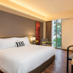 Отель Travelodge Sukhumvit 11 Бангкок комната для гостей