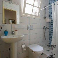 Отель City Stork Hostel Португалия, Портимао - отзывы, цены и фото номеров - забронировать отель City Stork Hostel онлайн ванная