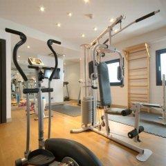 Отель Zenit Abeba Madrid фитнесс-зал