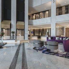 Отель Al Bandar Arjaan by Rotana интерьер отеля фото 3