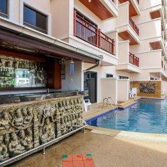 Отель Jiraporn Hill Resort Пхукет фото 9