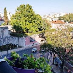Отель O Bigode do Rato балкон