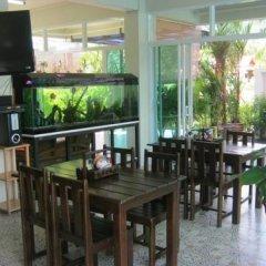 Отель Baan Rosa питание