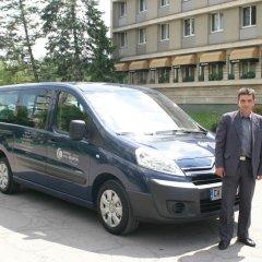 Hotel Forum городской автобус
