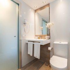 Отель Globales Mimosa Испания, Пальманова - отзывы, цены и фото номеров - забронировать отель Globales Mimosa онлайн ванная фото 2