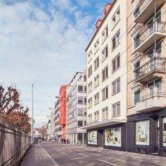 Отель VISIONAPARTMENTS Zurich Militärstrasse