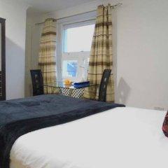 Апартаменты Hyde Park Gate Apartments Лондон комната для гостей фото 2