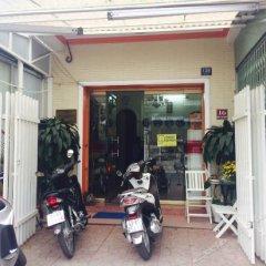 Viet Thanh Hotel Далат парковка