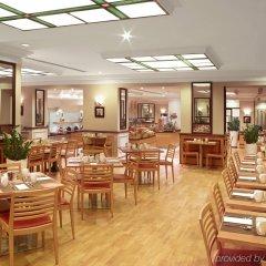 Отель Hilton Brussels City питание