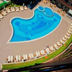 Отель Galeon Residence & SPA Солнечный берег бассейн фото 3