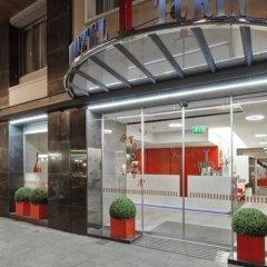 Hotel Turin вид на фасад фото 3