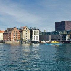Отель 71 Nyhavn Hotel Дания, Копенгаген - отзывы, цены и фото номеров - забронировать отель 71 Nyhavn Hotel онлайн пляж