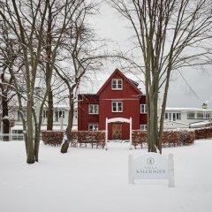 Отель Villa Kallhagen Стокгольм фото 7