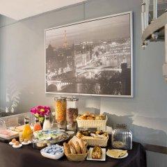 Hotel Beaumarchais питание