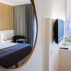 Отель Silken Ramblas Испания, Барселона - 5 отзывов об отеле, цены и фото номеров - забронировать отель Silken Ramblas онлайн удобства в номере фото 2