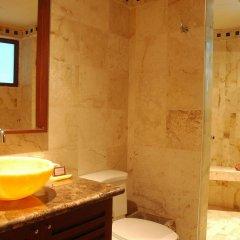 Maya Villa Condo Hotel And Beach Club Плая-дель-Кармен ванная