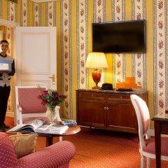 Victoria Palace Hotel Paris в номере