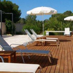 Отель Agroturismo Ses Arenes бассейн фото 3