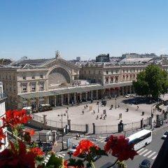 Отель Libertel Gare de LEst Francais балкон