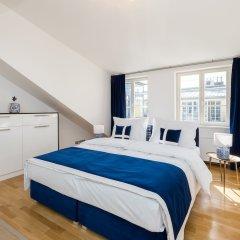 Апартаменты EMPIRENT Apartments Prague Castle сейф в номере