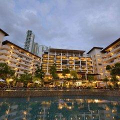 Отель Wongamat Privacy Residence & Resort Таиланд, Паттайя - 2 отзыва об отеле, цены и фото номеров - забронировать отель Wongamat Privacy Residence & Resort онлайн вид на фасад